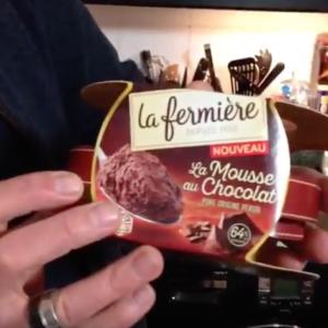 Test d'un nouveau produit industriel : La mousse au chocolat La Fermière